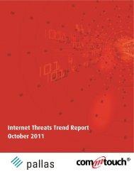 October 2011 Internet Threats Trend Report