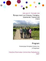 Program - Blogs Unpad - Universitas Padjadjaran