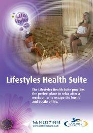 Lifestyles Health Suite - Larkfield Leisure Centre