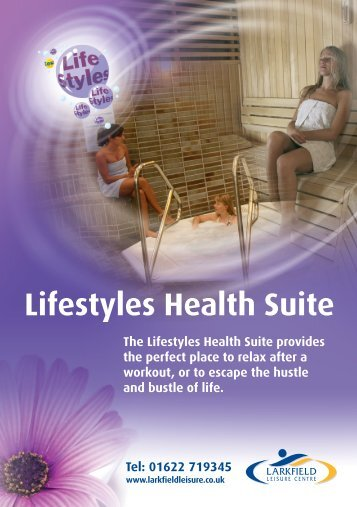 Lifestyles Health Suite - Larkfield Leisure Centre