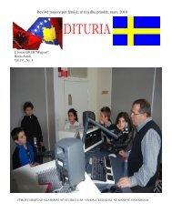 Revistë mujore për fëmijë, të rinj dhe prindër, mars