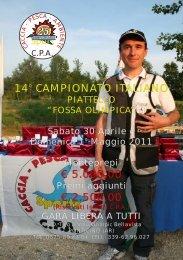 14 campionato italiano trap - Caccia Pesca Ambiente