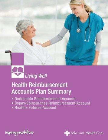 Health Reimbursement Accounts Plan Summary - Advocate Benefits