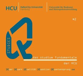 Q - HafenCity  Universität Hamburg