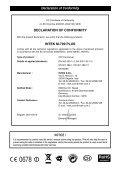 USER MANUAL M-799 PLUS MULTI - Free - Page 2