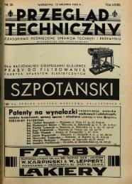 stowarzyszenie techników polskich w warszawie