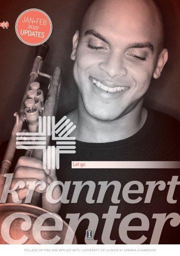 January-February 2012 at Krannert Center - Krannert Center for the ...