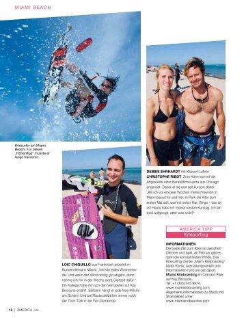 Kitesurfing - Miami Kiteboarding