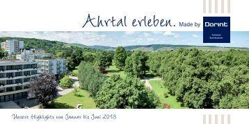 Ahrtal erleben.Made by - Dorint · Parkhotel · Bad Neuenahr