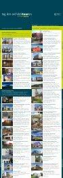 Faltblatt tag der architektouren 2012