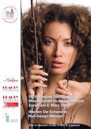 15. Schweizer Nail-Design- Meisterschaft im ... - Beauty Forum