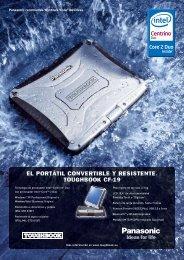 Panasonic CF-19