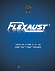 Click for the PDF Version - Flexaust Company