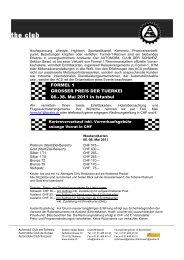 FORMEL 1 GROSSER PREIS DER TUERKEI 06.-08. Mai 2011 in ...
