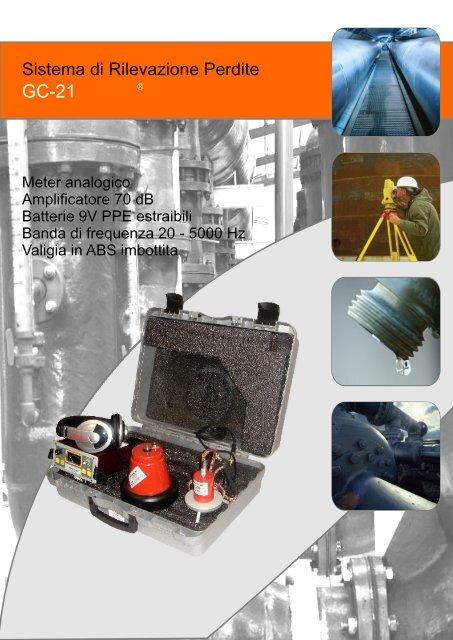 Scheda Tecnica - Carlesi strumenti