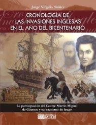 cronología de las invasiones inglesas en el año del ... - Salta
