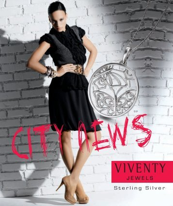 Sterling Silver - VIVENTY Jewels