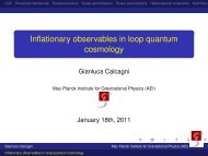 Inflationary observables in loop quantum cosmology