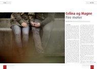 Celina og Magne. Fire møter Av Dagfinn Haarr - Utposten