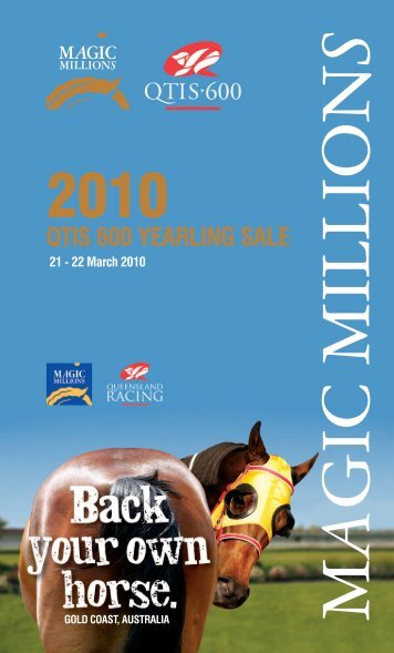 2010 - Sirecam Premium Online Video, Stallions, Broodmares ...