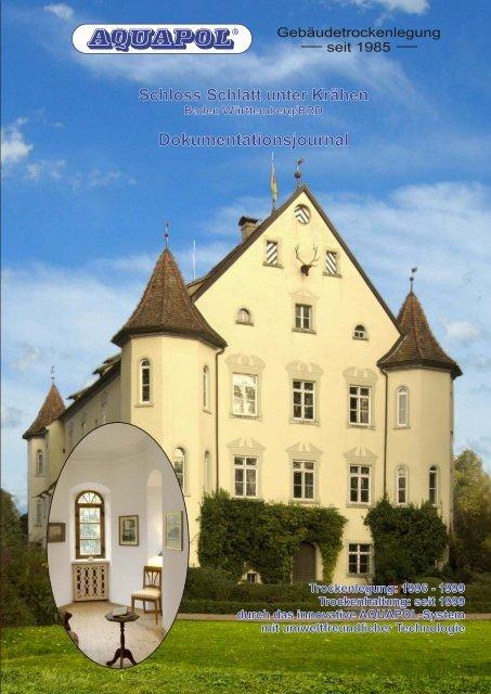 Schloss Schlatt unter Krähen - Aquapol-Referenzen.de