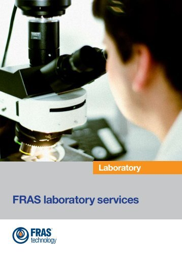 FRAS laboratory services