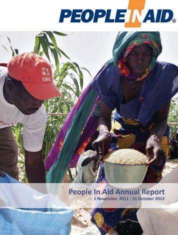 People In Aid Annual Report