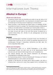Alkohol in Europa 1 - Webspaceconfig.de