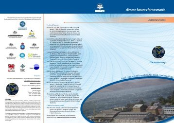 summary - Antarctic Climate and Ecosystems Cooperative Research ...