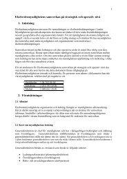 Riktlinjer för Ekobrottsmyndighetens strategiska och operativa ...