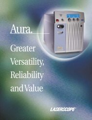 Greater Versatility, Reliability and Value