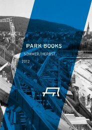 Park Books - re-book: marketing-kommunikation