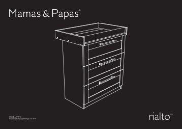 rialtoTM - Mamas & Papas