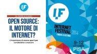 Opensource-Motore-di-Internet-IF2014-Augiero