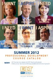 Course Catalog - NYSUT