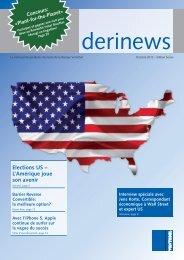 Elections US – L'Amérique joue son avenir - Raiffeisen