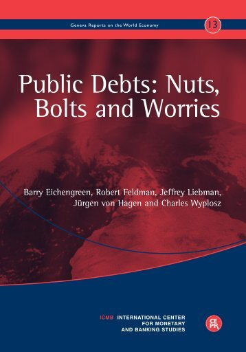 Public Debts: Nuts, Bolts and Worries - Vox