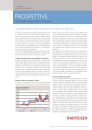 Fondi d'investimento - Raiffeisen