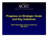 Progress on Strategic Goals Progress on Strategic Goals and Key ...