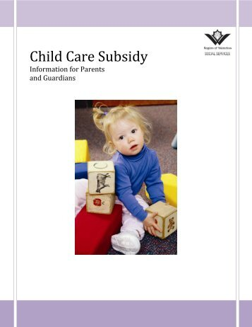 Child Care Subsidy Renewal