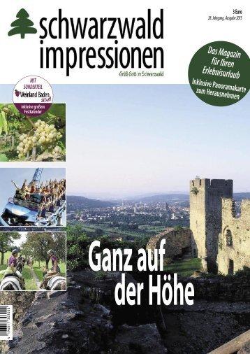Schwarzwaldimpressionen 2015