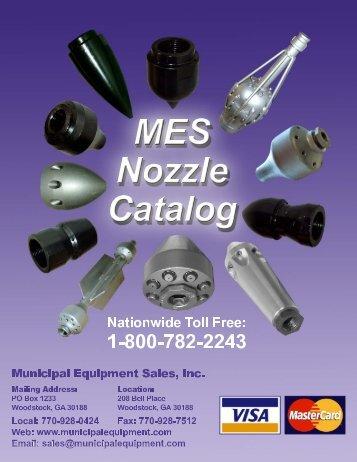 Penetrator Nozzle - Municipal Equipment Sales, Inc.