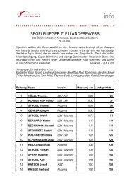 info - Flugplatz Zell am See