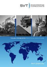 SVT Engineering Consultants capability statement - K.J. Beer Pty Ltd