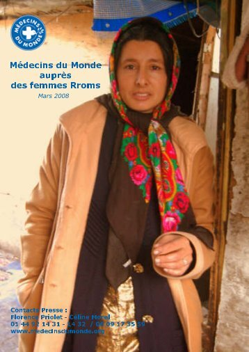 Les femmes Rroms - Médecins du Monde