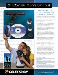 FirstScope Accessory Kit - Celestron