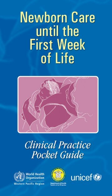 Newborn Care - WHO Western Pacific Region - World Health ...
