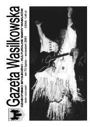Numer 73 - Gazeta Wasilkowska - Wasilków