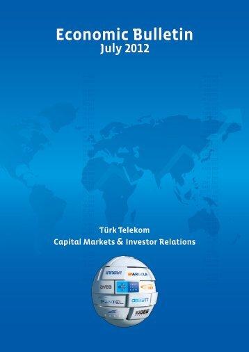 July 2012 - Türk Telekom Investor Relations