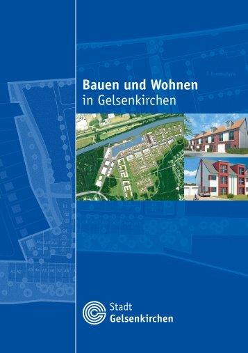 Bauen und Wohnen - Stadtplanung Gelsenkirchen - Stadt ...